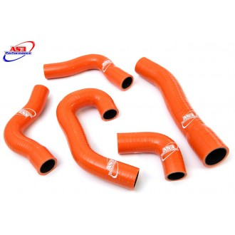 KTM 1190 RC8 2008-2011 Durite Silicone AS3 Performance 712155470231 As3 Performance Durites Silicone
