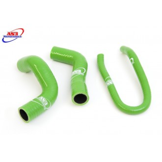 KAWASAKI ER6 F/N 2006-2015 Durite Silicone AS3 Performance 763846477534 As3 Performance Durites Silicone
