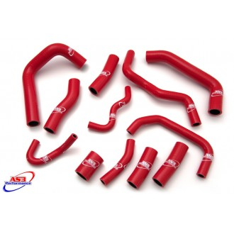 HONDA CBR 1000 RR 2004-2005 Durite Silicone AS3 Performance 747150500423 As3 Performance Durites Silicone
