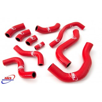 HONDA CBR 1000 RR 2008-2011,Durite Silicone AS3 Performance 612068505832 As3 Performance Durites Silicone