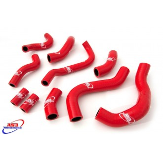 HONDA CBR 1000 RR 2012-2018 Durite Silicone AS3 Performance 612068505818 As3 Performance Durites Silicone