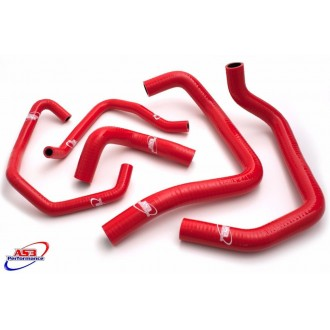 KAWASAKI ZX6R 2005-2006 Durite Silicone AS3 Performance 763846477466 As3 Performance Durites Silicone