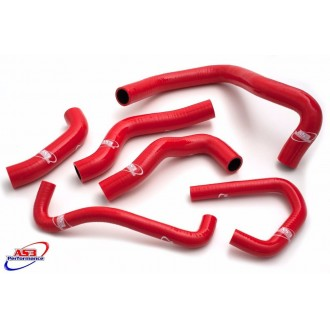 KAWASAKI ZX6R 2007-2008 Durite Silicone AS3 Performance 763846477473 As3 Performance Durites Silicone