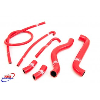 SUZUKI SV 650 S K1 K2 1999-2002 Durite Silicone AS3 Performance 712155472310 As3 Performance Durites Silicone