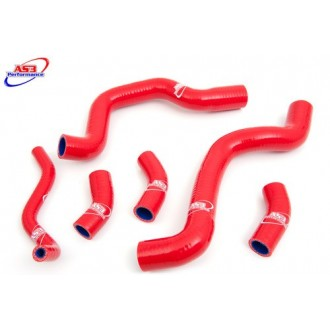 SUZUKI SV 650 K3 K4 K5 K6 K7 2003-2014 Durite Silicone AS3 Performance 712155472334 As3 Performance Durites Silicone