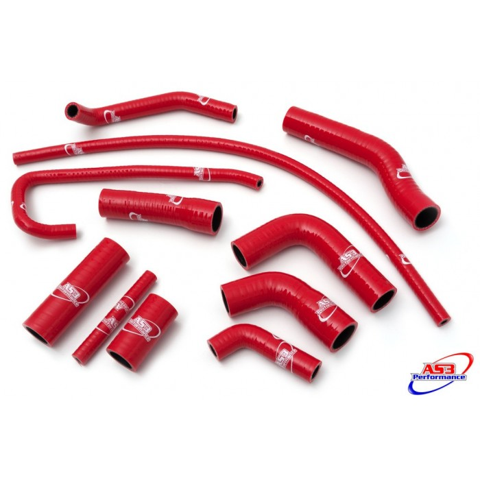YAMAHA YZF 600 R6 2006-2020 Durite Silicone AS3 Performance 747150501079 As3 Performance Durites Silicone