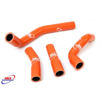 Durite Silicone AS3 Performance KTM 125 200 DUKE 2011-2015 712155470217 As3 Performance REFROIDISSEMENT